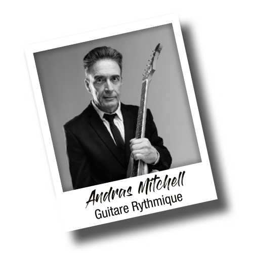 Andras Mitchell guitare - Les Socquettes Blanches - Il Revient