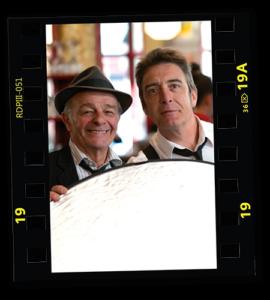 Daniel Delannoy et Andras Mitchell - 5eme Saison - Les Socquettes Blanches