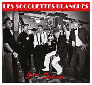 Digipack LES SOCQUETTES BLANCHES