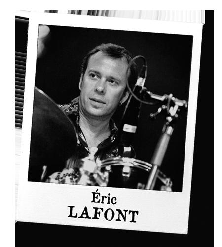 Eric Lafont - On Route 66 - Pierre Chérèze - Instrumental Album 12 titres