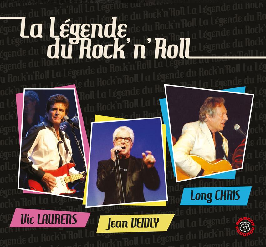Digipack La Légende du Rock n ROll