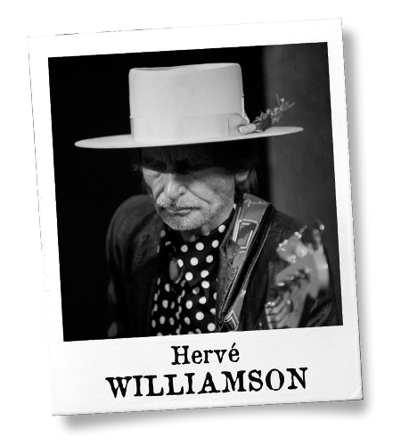 Hervé Williamson - On Route 66 - Pierre Chérèze - Instrumental Album 12 titres