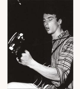 Jean Veidly - Les Pirates guitare