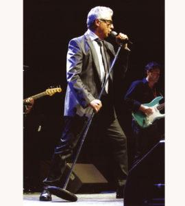 Jean Veidly chant - La Légende du Rock' n' Roll