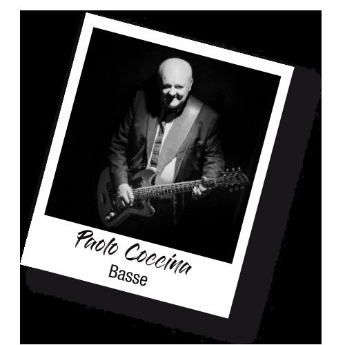Paolo Coccina basse et choeurs - Les Socquettes Blanches - Il Revient