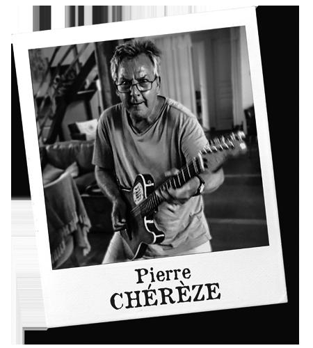 Pierre Chérèez - On Route 66 - Pierre Chérèze - Instrumental Album 12 titres