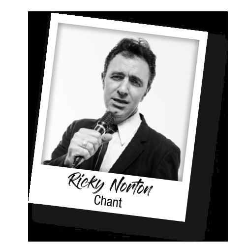 Ricky Norton au chant - Les Socquettes Blanches - Il Revient