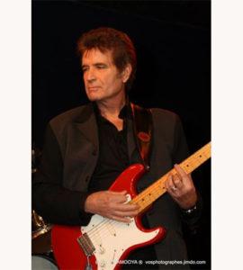 Vic Laurens guitare - La Légende du Rock' n' Roll
