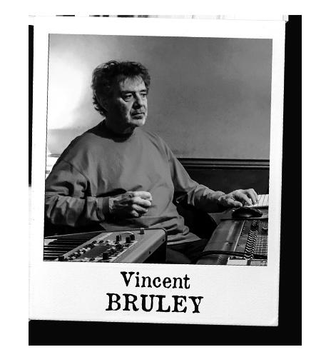 Vincent Bruley - On Route 66 - Pierre Chérèze - Instrumental Album 12 titres